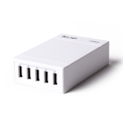 LMP USB wall charger 5-Port