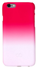 C6 Hypercolor case for iPhone 6/6s - Bubblegum to White