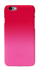 C6 Hypercolor case for iPhone 6/6s - Bubblegum to Red