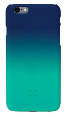 C6 Hypercolor case for iPhone 6/6s - Aqua to Apple