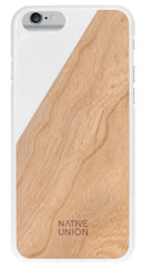 CLIC Wooden Case - White