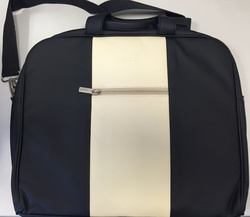 Flickz Bag - Black/Beige