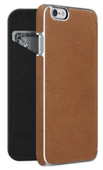 Saddle Leather Folio - Brown