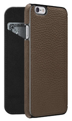Leather Folio - Brown