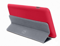 Magnefix case -  Red/Graphite