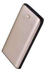 Devia Flash QC2.0 Power Bank 8000 mAh - Gold