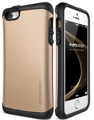 Hard Drop for iPhone 5s/SE - Gold