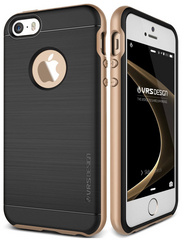 High Pro Shield for iPhone SE - Shine Gold