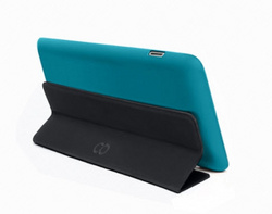 Magnefix case -  Aqua/Black