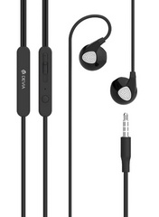 Devia Ripple in-ear headphones - Black