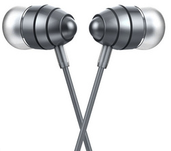 Hoco Colorful Earphones M5 - Silver