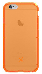 Philo Airshock Case for iPhone 6/6S - Neon Orange