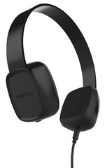 KENU Groovies Kids Headphones - Black
