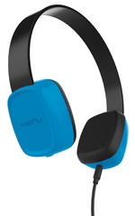 KENU Groovies Kids Headphones - Blue