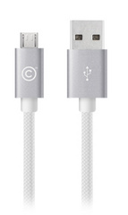 Cable A.L Micro 5Pin - Silver/White