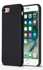 Original Silicone Case for iPhone 7/8/SE 2020 - Black