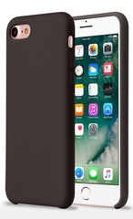 Original Silicone Case for iPhone 7/8 - Brown