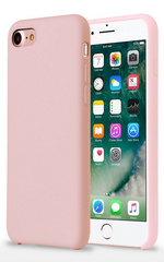 Original Silicone Case for iPhone 7/8/SE 2020 - Pink Sand