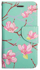 Flip Wallet Case - Japanese Blossom