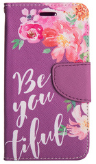 Flip Wallet Case - Be -You- Tiful