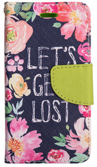 Flip Wallet Case - Let's Get Lost