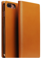 SLG D5 CSL Case for iPhone 7/8 Plus - Camel