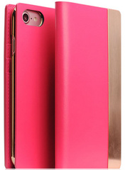 SLG D5 CSL Metal Case for iPhone 7/8 - Pink