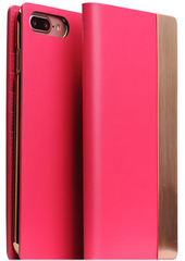 SLG D5 CSL Metal Case for iPhone 7/8 Plus - Pink