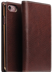D6 Italian Minerva Box Leather Case - Brown