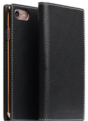 D6 Italian Minerva Box Leather Case - Black