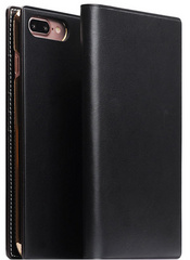 D7 Italian Buttero Leather Case -  Black