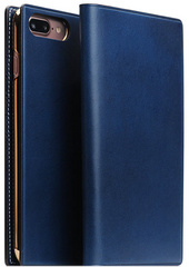 D7 Italian Buttero Leather Case -  Blue