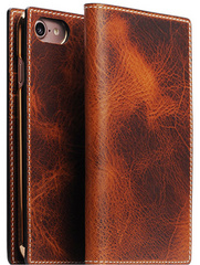 D7 Italian Wax Leather Case - Brown