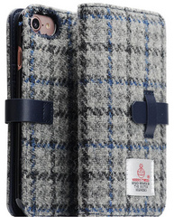 D5 Special Edition X Harris Tweed Case - Gray (iPhone 7/8)