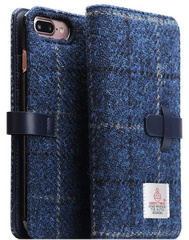 D5 Special Edition X Harris Tweed Case - Navy (iPhone 7/8 Plus)