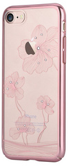 Comma Crystal Flora Case for iPhone 7/8 - Rose Gold