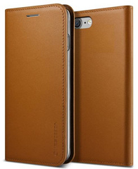 Genuine Leather Diary - Brown