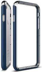 Elago S7 Bumper for iPhone 7 - Jean Indigo