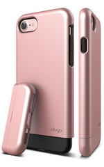 Elago S7 Glide for iPhone 7 - Rose Gold / Rose Gold