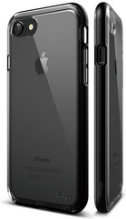 Elago S7 Dualistic for iPhone 7 - Piano Black