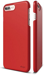 Elago S7+ Slim Fit 2 for iPhone 7/8 Plus - Red
