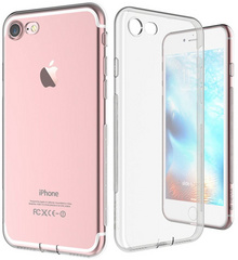 Devia Naked TPU Case for iPhone 7/8 - Crystal Clear