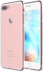 Devia Naked TPU Case for iPhone 7/8 Plus - Crystal Clear