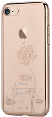 Devia Crystal Lotus for iPhone 7/8 - Gold