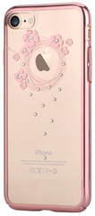 Devia Crystal Garland for iPhone 7 - Rose Gold