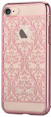 Devia Crystal Baroque for iPhone 7 - Rose Gold