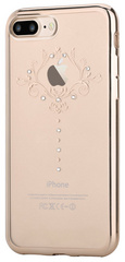 Devia Crystal Iris for iPhone 7 Plus - Champagne  Gold