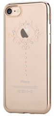 Devia Crystal Iris for iPhone 7 - Champagne  Gold