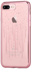 Devia Crystal Meteor for iPhone 7/8 Plus - Rose Gold