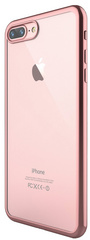 Devia Glitter Soft Case for iPhone 7/8 Plus  - Rose Gold